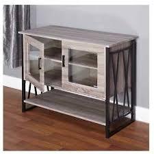 grey wood buffet server storage black kitchen cabinet dining