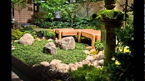 japanese indoor garden design inspiration youtube