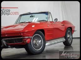 1964 stingray corvette convertible 1964 chevy corvette stingray convertible numbers matching 4 speed