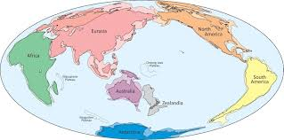 Where Is New Zealand On The Map Scientists Say They U0027ve Discovered A Hidden Continent Under New