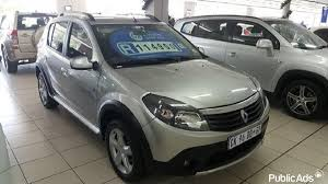 renault sandero stepway 2013 2013 renault sandero 1 6 step way for sale durban public ads