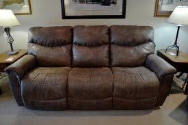 lazy boy maverick sofa duluth furniture store la z boy maverick reclining sofa