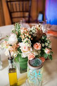Rustic Center Pieces Rustic Centerpieces Mother Of The Bride