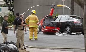 woman pilot julia link crash lands helicopter on hawaii street