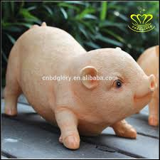 garden statues pig garden statues pig suppliers and manufacturers