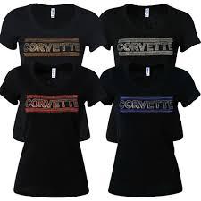 corvette merchandise corvette jeweled chevy mall clothes