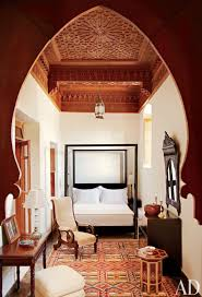 simple moroccan bedroom with additional home design styles