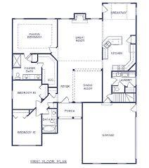 Sample Home Floor Plans Sample Home Plans Maranatha Custom Homes
