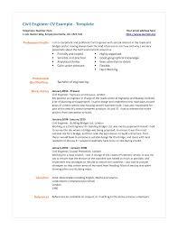 Sample Resume Of A Civil Engineer Civil Engineer Resume Sample Free Resume Example And Writing