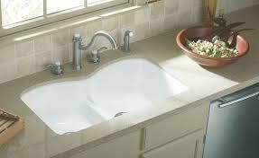 Kitchen Undermount Sink Kitchen Design Best White Kohler Sinks Top Mount Best Kohler