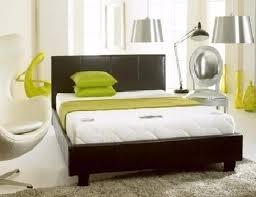 black metal bed frame single home design ideas