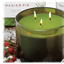 thymes frasier fir thymes frasier fir 3 wick candle 17 oz