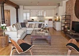 Open Floor Plan Living Room Furniture Arrangement Family Room Arrangement With Open Floor Plan Structure With