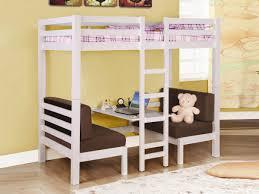 Childrens Bed Frames Kids Bed Smart Idea Modern Kids Room With Book Shelves And