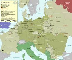 Map Of Europe For Kids by File Ww2 Holocaust Europe Png Wikimedia Commons