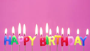 happy birthday candles blowing out birthday candles stock footage 4627517