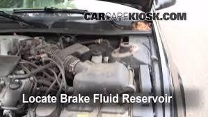 1996 toyota camry brakes add brake fluid 1997 2001 toyota camry 1997 toyota camry xle