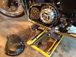 replacing and upgrading to a barnett clutch triumph bonneville