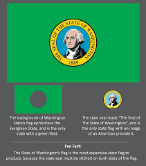 Colors Of Flag Meaning Meaning Of The Flag Of Washington State Vexillology