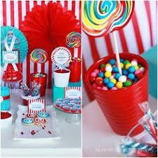Circus Candy Buffet Ideas by Dessert Table Circus Theme Kids Party Ideas Pinterest