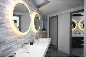 wall mirrors bathroom lighted wall mirror for bathroom with design 14 visionexchange co