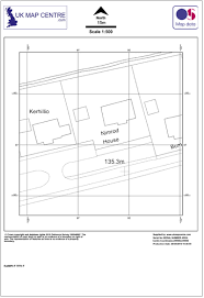 floor plan scales 1 500 ordnance survey plans by email enlarged os mastermap