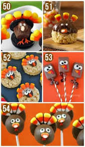 50 turkey treats thanksgiving food ideas thanksgiving
