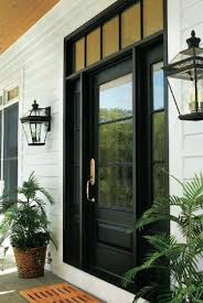 Entry Door Designs 25 Best Black Front Doors Ideas On Pinterest Black Exterior