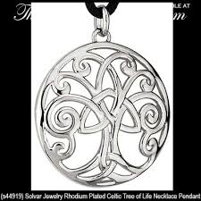 of pendant knot plated