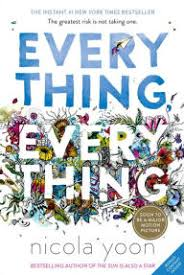 How To Get Your Book In Barnes And Noble Everything Everything By Nicola Yoon Paperback Barnes U0026 Noble