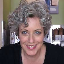 short curly grey hairstyles 2015 370 best cheveux gris frisés images on pinterest grey hair hair