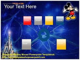 mickey mouse powerpoint template youtube