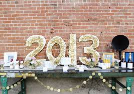 New Years Eve Party Table Decorations by New Years Eve Party Ideas 2013