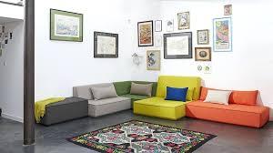 couvrir un canapé couvrir un canape canapac cubit jaune et orange recouvrir un canape