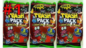 blind madness 18 trash pack gross gang garbage