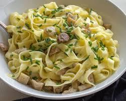 cuisiner des cepes frais recette tagliatelles aux cèpes facile rapide