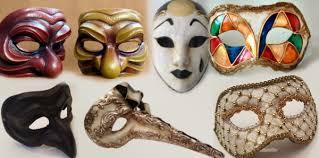 venetian masks types of venetian masks