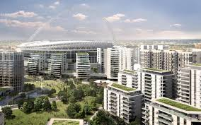 wembley developer secures 800m loan from north american funds