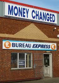 bureau express bureau express lifford road strabane stephen shaw geograph