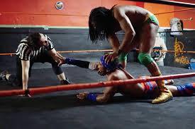 america u0027s next wrestling star is being groomed in ridgewood