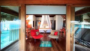 chambre sur pilotis sofitel moorea ia ora resort bungalow sur pilotis deluxe