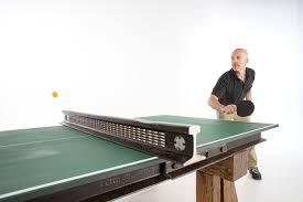 ClickClack Table Tennis Table Custom Furniture Nashville - Designer ping pong table