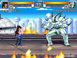 dragon ball gt mugen screenshots images pictures dbzgames org