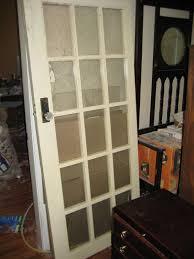 shabby chic doors painted whyte door to shabby chic headboard