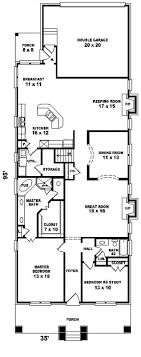 homes for narrow lots seven things that you never expect on narrow lot floor
