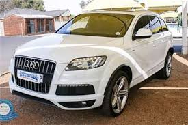 audi q7 v12 tdi for sale audi q7 cars for sale in south africa auto mart