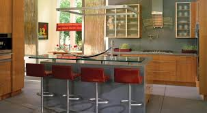 kitchen designs with islands and bars bar black paneled kitchen islands with breakfast bar wonderful
