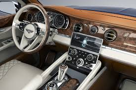 pink bentley interior bentley and lamborghini suv development on hold autotribute