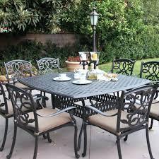 Iron Patio Furniture Clearance Aluminum Vs Cast Iron Patio Furniture Cast Aluminium Garden