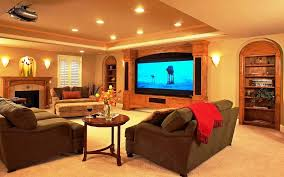 Simple Basement Designs by Top Basement Decorating Ideas